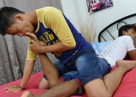 Kinky Twinks Marcon and Rizal