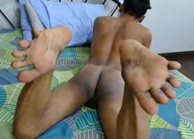 Mikals Feet Solo